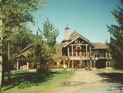 Adirondack Great Camp 1